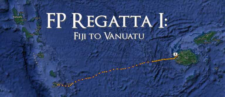 Sailing Fiji to Vanuatu