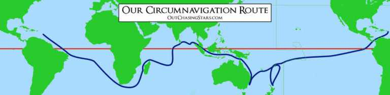 Planning a Circumnavigation