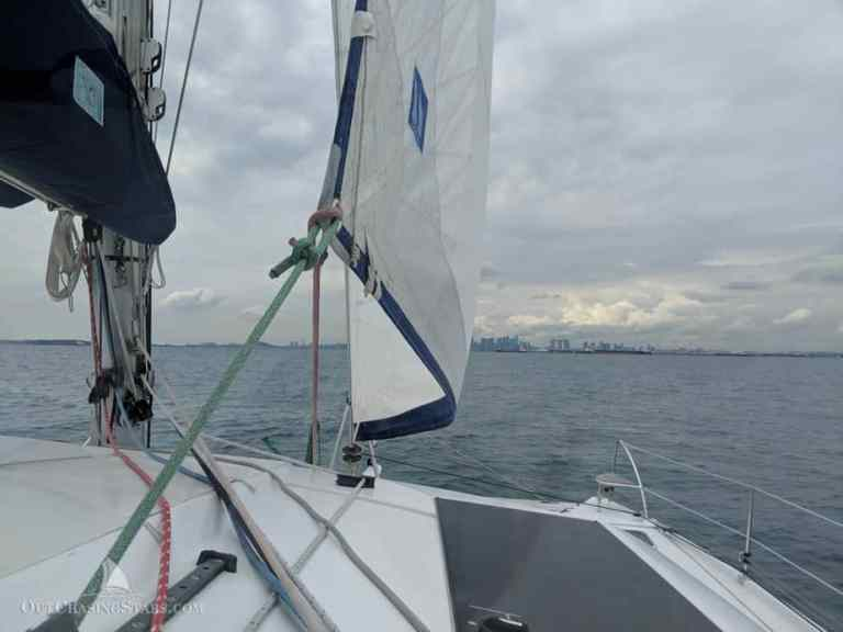 Cruising to Singapore and One15 Marina