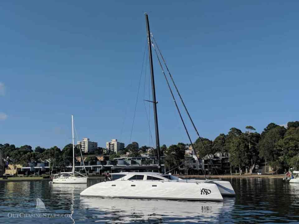 Australians Love Their Catamarans - Out Chasing StarsOut