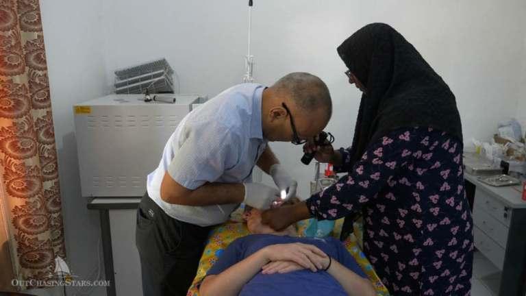Medical Care at Dhangethi Health Center