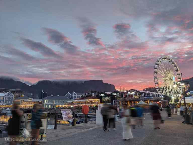 Thirteen Things We Did in Cape Town