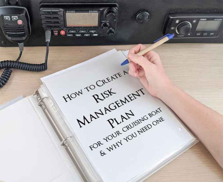 Cruising Risk Management Assessment & Plan