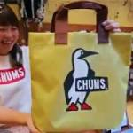 アウトドアブランド「CHUMS」で揃える外遊び便利グッズ3選