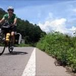 自転車でキャンプツーリング2018(前編)
