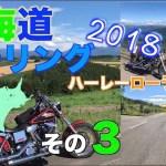 【ハーレーローライダーで行く!】2018北海道ツーリング その3 2日目②