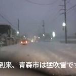 青森市に寒波到来(´▽`)ノ次の雪中キャンプは何処に行こうかな?