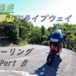 峠 ツーリング  岐阜県 金華山ドライブウェイ【aprilia RS 50】