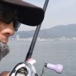 琵琶湖バス釣りライブ3/25