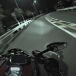 Ducati Diavel 二色の浜公園 ツーリング