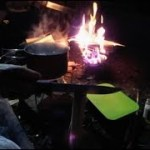 【Good night Camp Day】 ソロキャンプ 焚き火と料理でいい夜が過ごせました編 バイクツーリングキャンプ