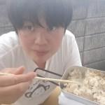 Kちゃんの「おさんぽ日和」一人キャンプ飯シリーズ❕松茸風炊き込みご飯を作る‼️