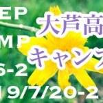 [BEEP CAMP#16-2]岡山県美作市、大芦高原キャンプ場でソロキャンプ[物語は続く]