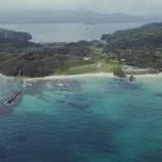 【Drone Air Walk】山口 山陰 海キャンプ 小田大浜キャンプ場空中散歩/Yamaguchi Beach Camp Oda Ohama Campground DJI Mavic 2 Pro