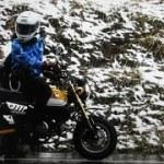 モンキー125でお泊まりツーリングだよ!大阪から伊勢神宮 初めて小型バイクで一人旅【モトブログ】