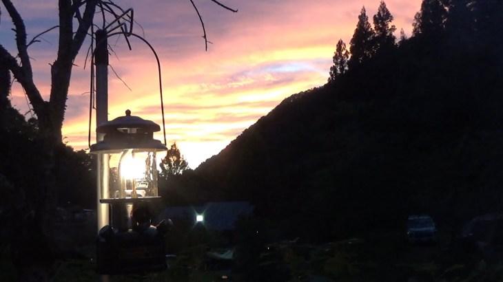 【キャンプ】新潟県三条市下田 ヒメサユリ森林公園キャンプ場 アルパカストーブで初ソロキャンプ(^^)/