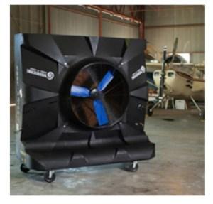 Portable Evaporative Cooler (PortACool Hurricane 3600