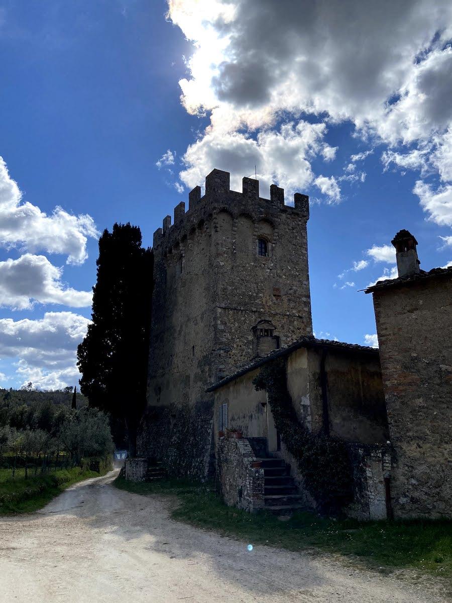 Torre di Spannocchia