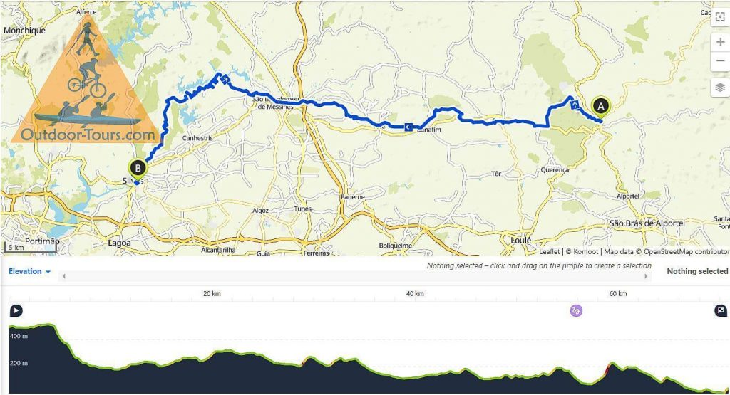 Guided TransAlgarve by MTB to Silves  day 4