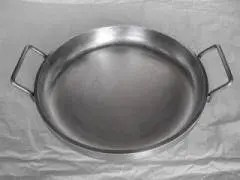 鉄板工房(MM Farctoy)鉄鍋 スーパーブラスト