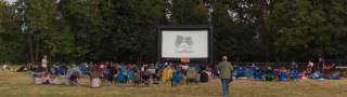 Stand By Me screening in Brownsville, OR