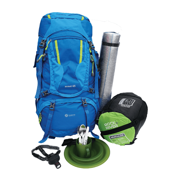 Scout & Scouter Rucksack Deal