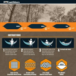 How to Use The Neolite Trek Camping Hammock