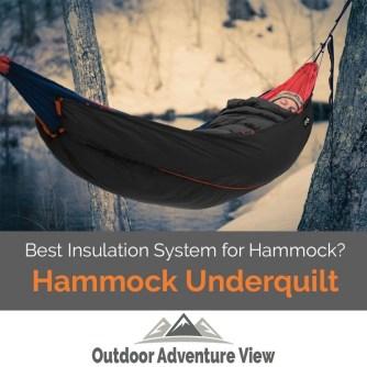 best hammock underquilts of 2017