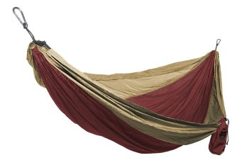 Grand Trunk Double Parachute Nylon Hammock Review