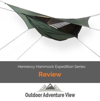 Hennessy Hammock Expedition Series Review