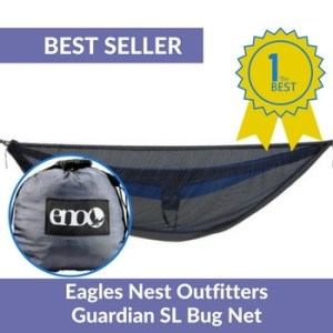 The Best Hammock Bug Nets - eagles nest outfitters guardian sl bug net 1