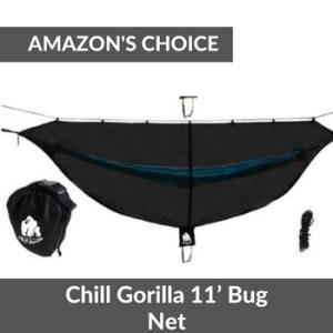 best hammock with bug net chill gorilla 11 bug oav
