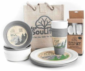 ecosoullife best plates camping