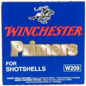 Winchester W209 For Shotgun Primers