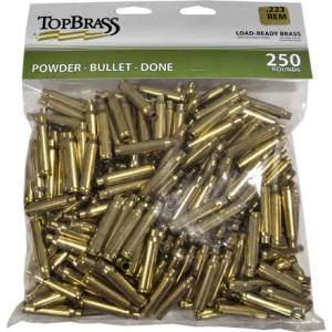 Top Brass .308 Winchester Premium Reconditioned Brass Headstamps