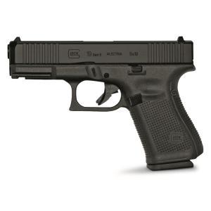 Glock 19 Gen5, Semi-Automatic, 9mm, 4.02