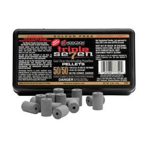 Hodgdon Pyrodex® | .50 50-Grain-Black Powder-Pellets
