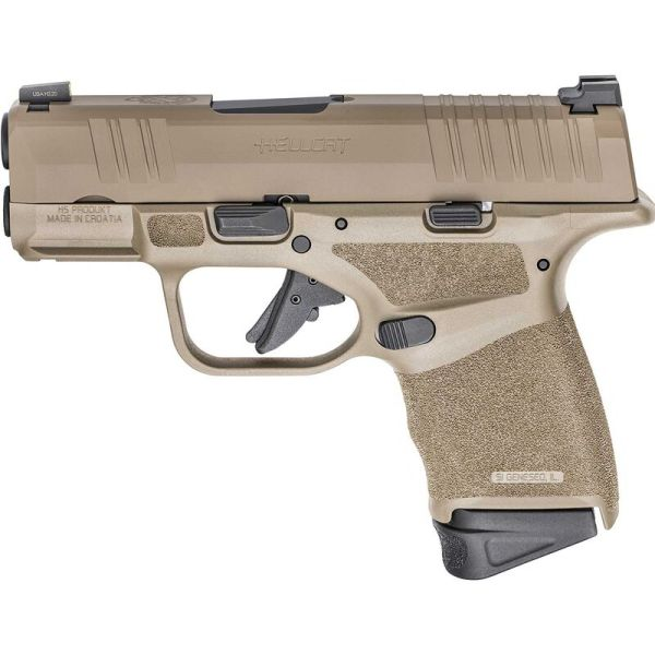 Springfield Armory HELLCAT 9mm Semi Auto Pistol 3