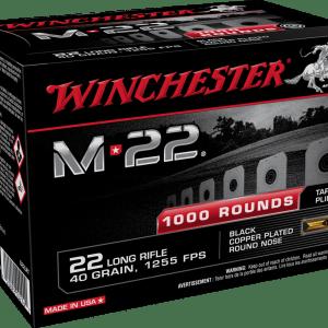 Winchester M22 Rimfire Ammunition