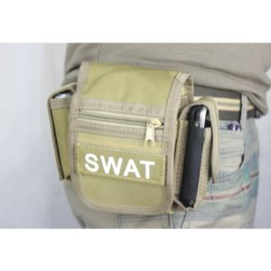 SWAT Molle Add on Pouch
