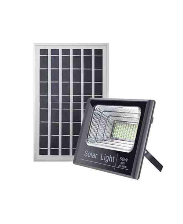 60 Watt Solar Flood Light