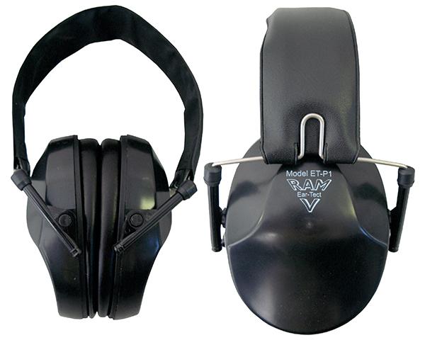 RAM DS6001 Ear-Tect Non Electronic Ear Muffs