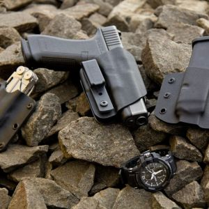 Edge Custom Carry Minimalist Holster