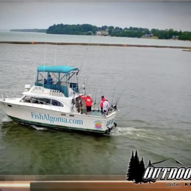 Salmon and Steelhead Fishing Outdoor Bound TV