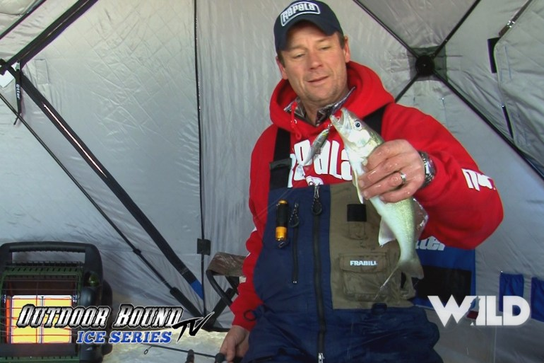 Outdoor Bound TV Lake Winnipeg Walleye Episode