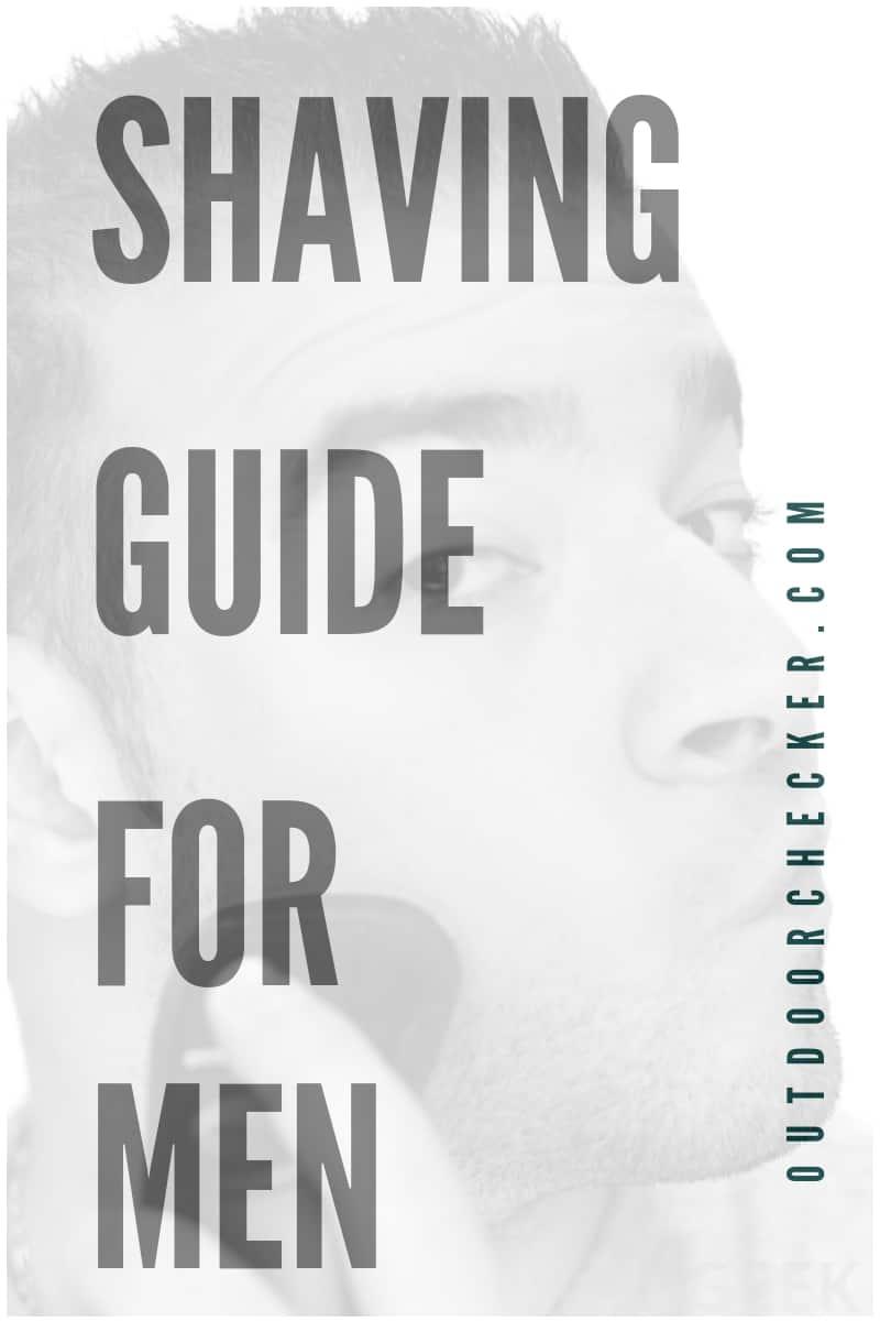 Shaving Guide for Men