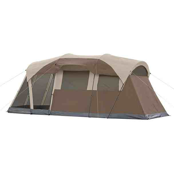 Coleman Weathermaster 6-person Screened Tent Review
