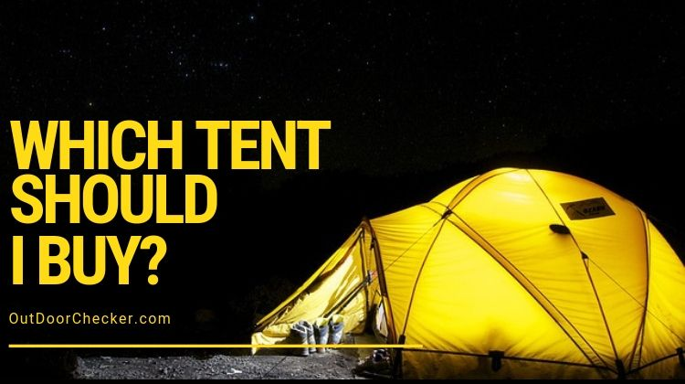 Camping Tent Buying Guide