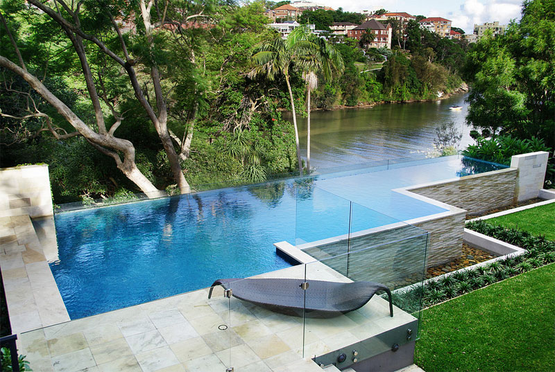 42 above ground pools with decks tips ideas design inspiration outdoor chief. Black Bedroom Furniture Sets. Home Design Ideas