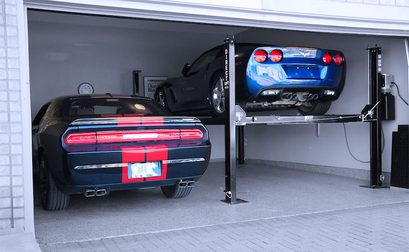 best auto lift home garage